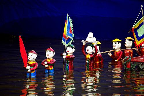 Vietnamese-Water-Puppets-Hanoi-Vietnam