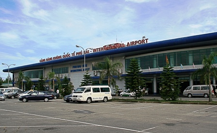 Phu Bai airport transfer in Hue