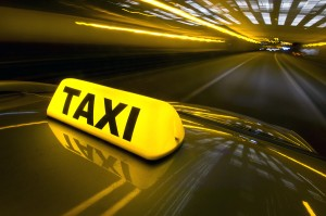 Taxi scams