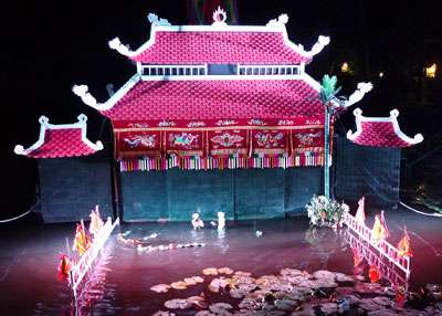 Binh Thuan puppetry festival