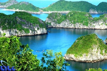 Cat Ba archipelago