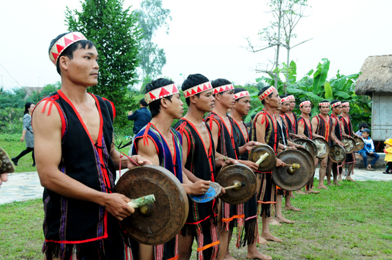 The cultural Space of Gong, gong festival