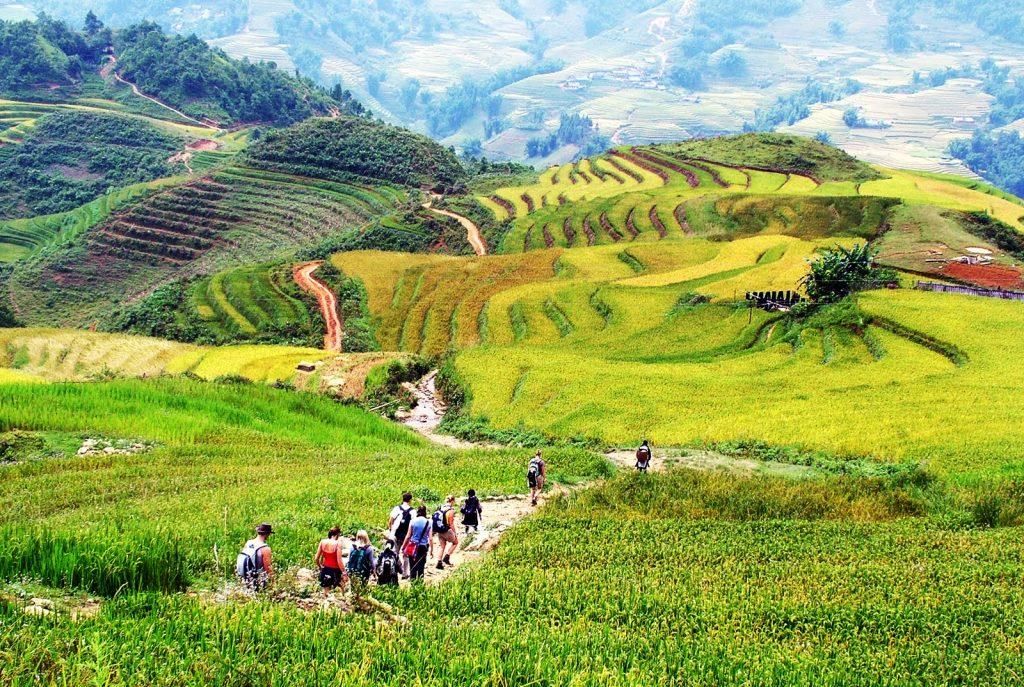 Ideal destinations for trekking tours