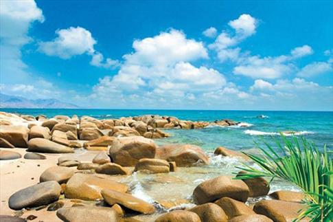 Ca Na Beach – the sleeping beauty