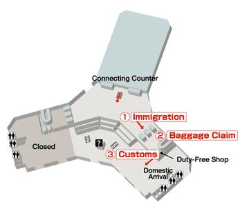 Ha-noi-City-Airport-Map-Arrival