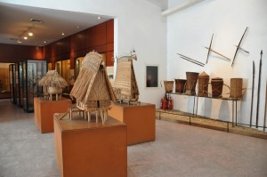 Some of Artifacts in Vietnam Museum of Ethnology