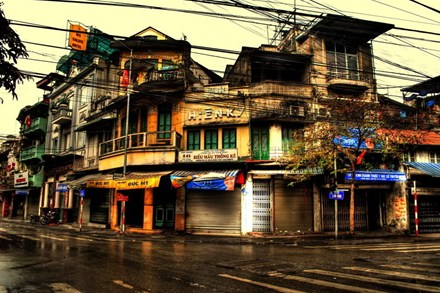 Old Quarter, great things you should do in Hanoi capital