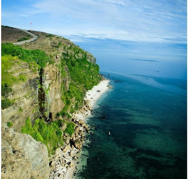 Discovering Ly Son Island
