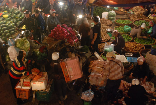 Long Bien Market is listed as one of the world's best markets