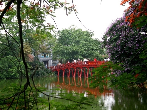 Hanoi, Hanoi is ranked among the most 10 culturally rich cities in the world